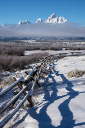 Makin' Tracks to the Tetons by TerribleTer