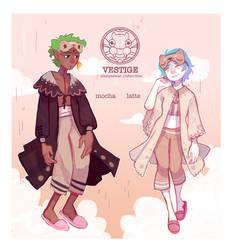 HL - Mocha and Latte by KayVeeDee