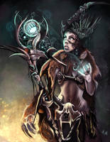 Maeva by DarkPrincessLauren
