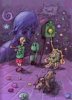 Sketchbook series 06 by Gysahlgreen
