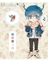 Floradear28 Auction: [CLOSED] by dewli