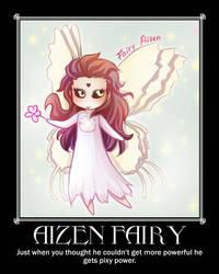 Aizen Fairy by Fronswath