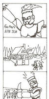 Fire Man's new job by Blackhook