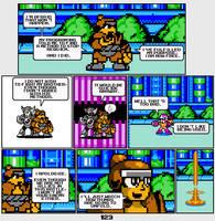 Megaman Dissonance page 123 by Blackhook
