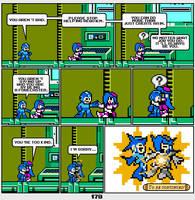 Megaman Dissonance page 170 by Blackhook