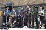 Gears Of War 3 by Numta