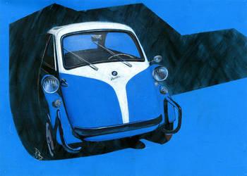 BMW Isetta by PPLBLISS