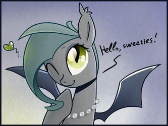 Bat-greetings by Az-Pekt