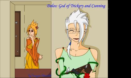 Dolos: God Of Trickery by Vampella-Chicka92