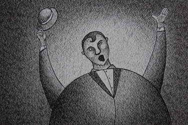 The Singer by JasonTBird
