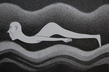 Swimming Through Dream by JasonTBird