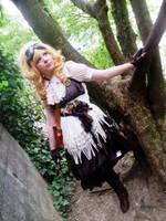 Steampunk Lolita Pilot by Take-Ru
