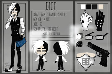 Dice [REF] by GalaxyJewel