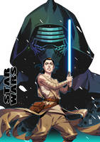 Star Wars by Nib2T