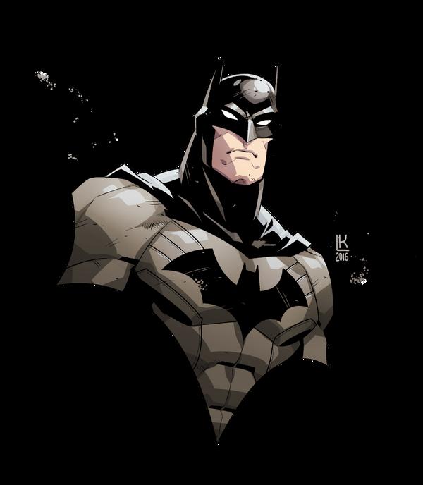 Batman by Nib2T