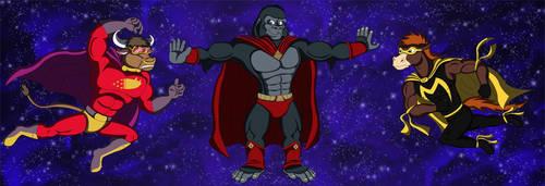 Ultra-Gor the Peacekeeper by Ultra-Gor