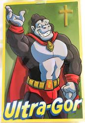 Ultra-Gor Badge, art by Cooner by Ultra-Gor