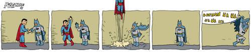 Batman by Guyster