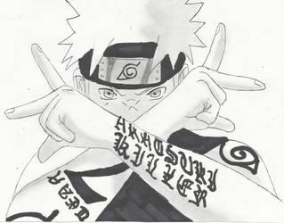 bad Naruto by kamilka94