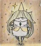 Fakemon Showcase: Lusamite by McGlad292