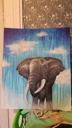 Elephant by macaronisheep