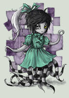 Me be Alice by nutJT