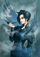 FA Miss Peregrine by nutJT
