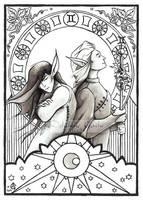 Gemini by delfee