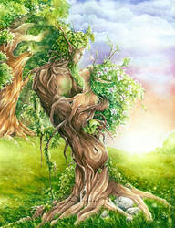 Ent lovers by delfee