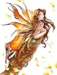 The fairy Legendya by delfee