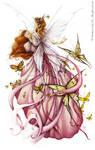 Queen Titania by delfee