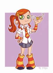 Ginny by yllya