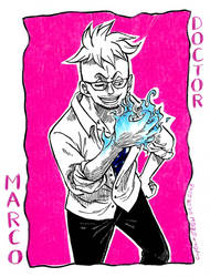 Doctor Marco by Captain--Ruffy