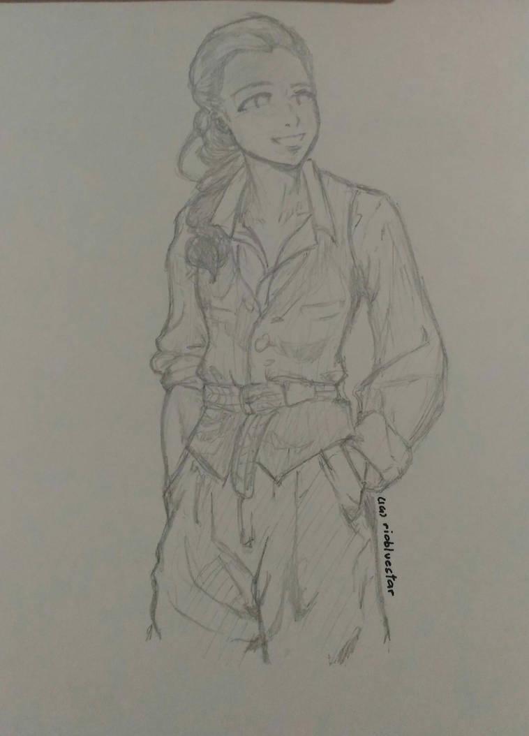 Wondah Woman by criselaine