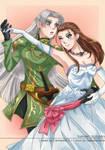 Suikoden III - Warrior Princesses by CarmenMCS