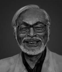 Miyazaki by NicholasOsagie