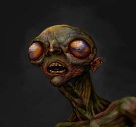 Goblin by NicholasOsagie