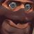Spy's boi face