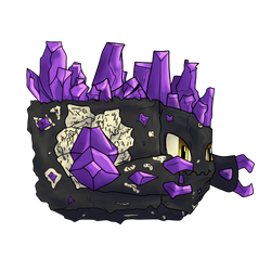 Rock Type Fakemon by MagicalRave