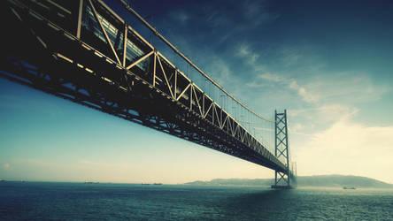 bridge by FknvermiLLion