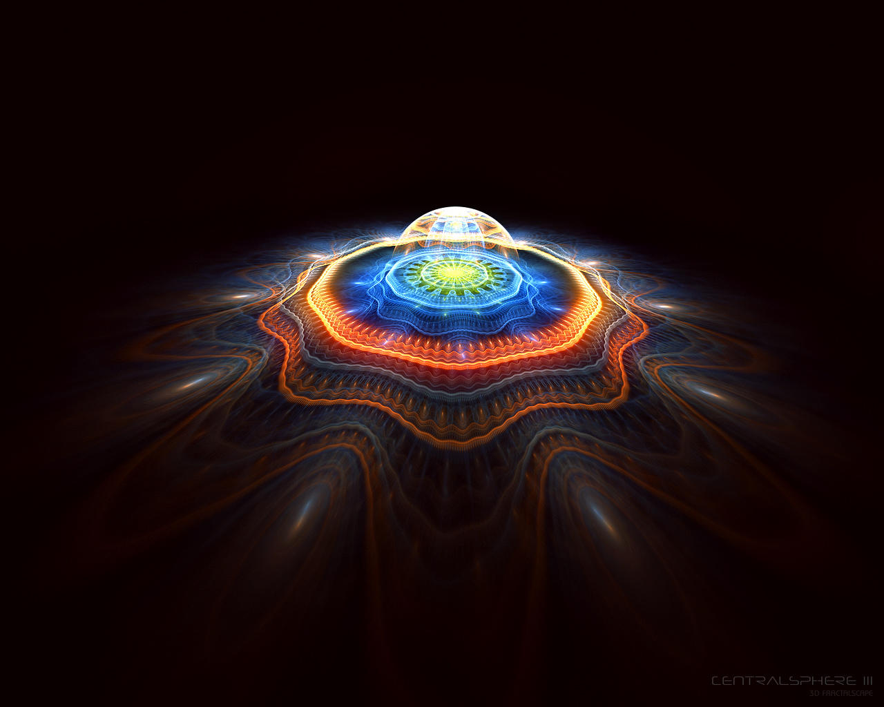 CentralSphere III by love1008