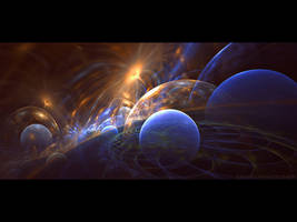 Planetary Tornadoes by love1008