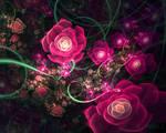 Flowerings 76 Rosegarden by love1008