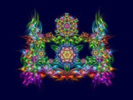 BlossomingMandalaGarden by love1008