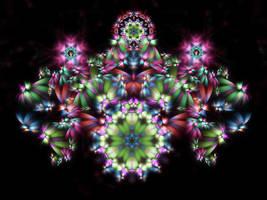 BlossomingMandalaGarden4 by love1008