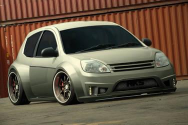 Ford Ka Sport+ by frivasbx