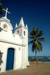 Brazilian beach church by frivasbx