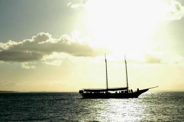 Brazilian boat by frivasbx