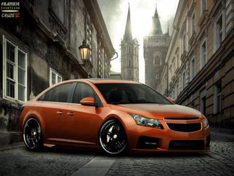 Chevrolet Cruze-R by frivasbx