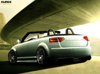 Audi S3 Sportop by frivasbx